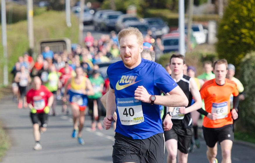 Denbighshire 5k & 10k race