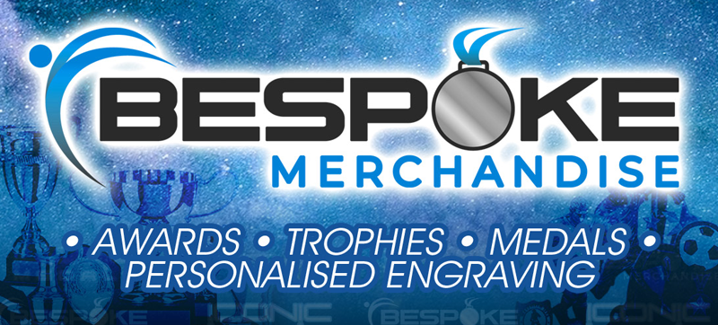 Bespoke Merchandise - Awards • Trophies • Medals & More...